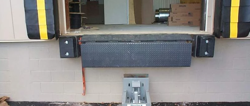 the top 2 common dock leveler types edge of dock leveler, Loading Dock, Inc. edge of dock service