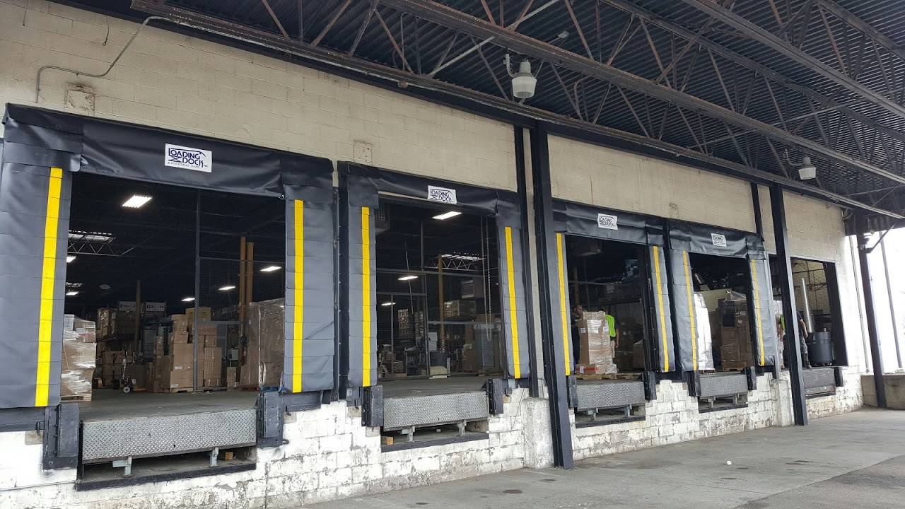 top 2 sealing systems for overhead loading dock doors & gates loading dock, inc. dock seal service loading dock, inc.