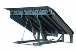 types_of_dock_plates_mechanical_dock_levelers