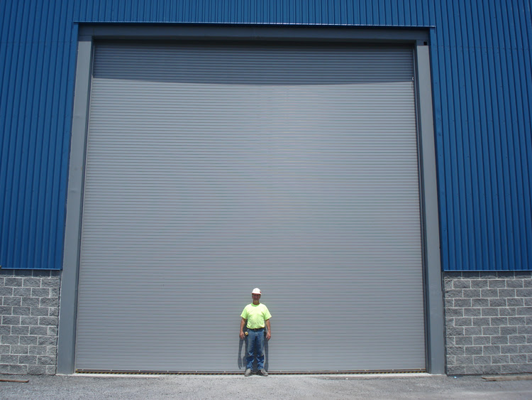 Very Big Overhead Doors
