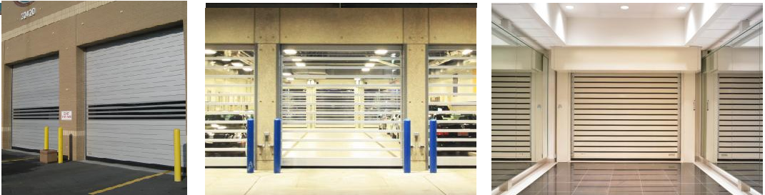 Rytec's High-Speed, High-Performance Door