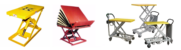 Lift Tables & Mobile Lift Tables in NJ Area