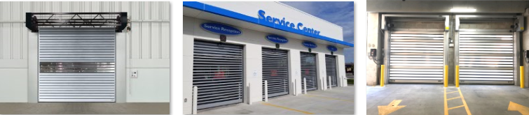 High-Speed Garage Doors in NJ and NYC Area
