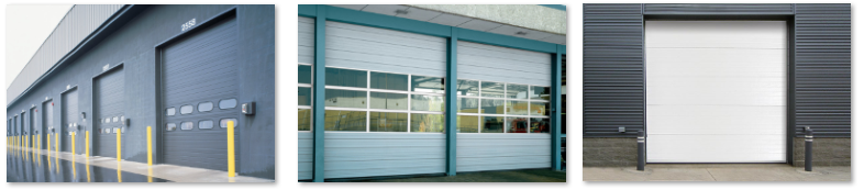 Insulated and Non-Insulated Sectional Doors in NJ and NYC Area