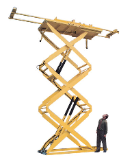 Custom High-Lifts & Scissor Lifts in NJ Area