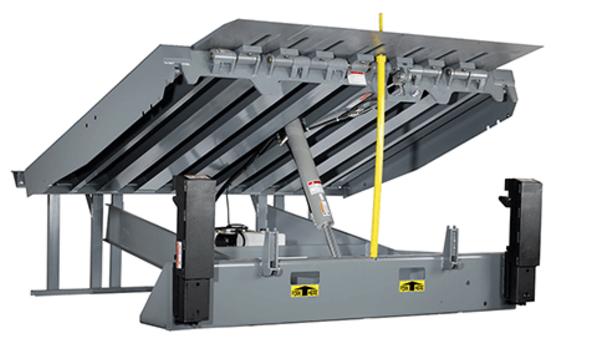 Repairs for Rite Hite Dock Leveler, Rite-Hite Hydraulic Dock Leveler, RHJ-5000 Jumbo Loading Dock Leveler