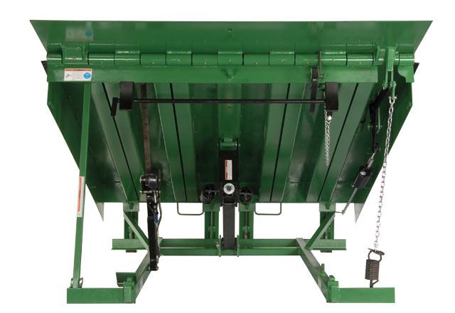 Mechanical Dock Levelers, CM Series Mechanical Dock Leveler